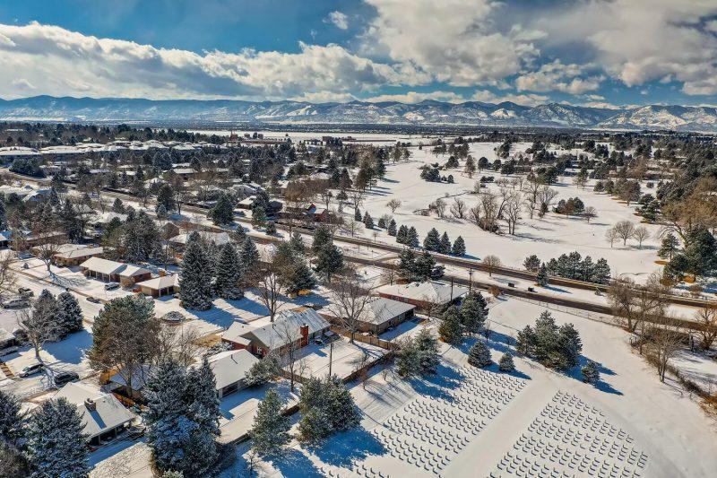 5071 W Oxford Ave Denver CO - Mountain Views
